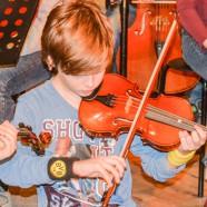 Die Musikklassen der Grundschule zu Besuch in der Patronatskirche
