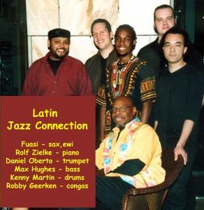 Latin Jazz Connection-for-Schulzendorf