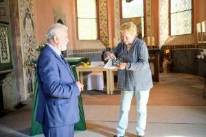 Theodor und Emilie Fontane - Ehebriefwechsel @ Patronatskirche Schulzendorf