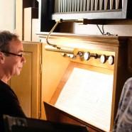 Ein Orgelkonzert in der Kreuzkirche