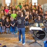 Frühlingskonzert der jungen Sängerinnen und Sänger