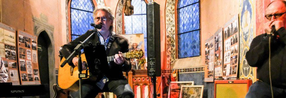 Kultur in der Patronatskirche – Confession' the Blues