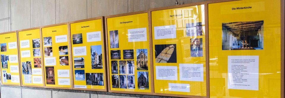 Gemeinsam ein Denkmal retten – 20 Jahre Patronatskirchenverein