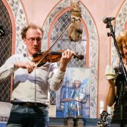 Fiddle Folk Family begeisterte Publikum