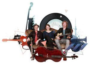 Trio Tsching @ Patronatskirche Schulzendorf