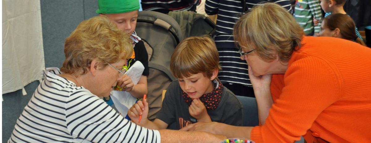 Schulzendorfer Kinderfest 2013 – Wir waren dabei