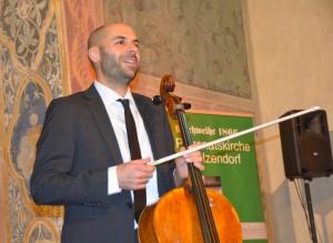 Mirko Krejči spielt Beethoven @ Patronatskirche Schulzendorf