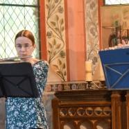 Sommerkonzert der Flötenklasse Penno