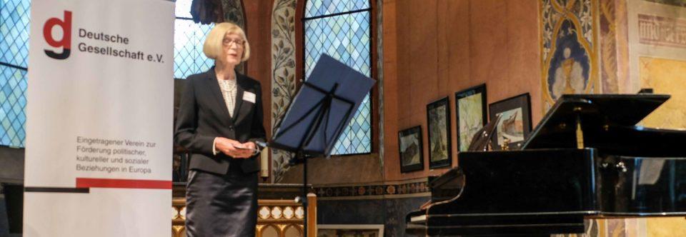 Debüt-Konzerte der Deutschen Gesellschaft